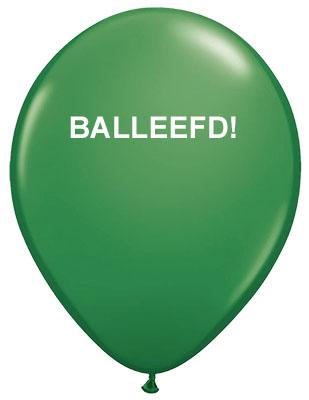 Balleefd!