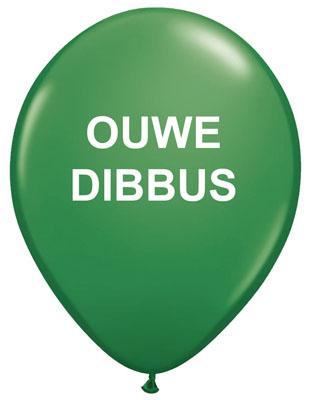 Ouwe dibbus