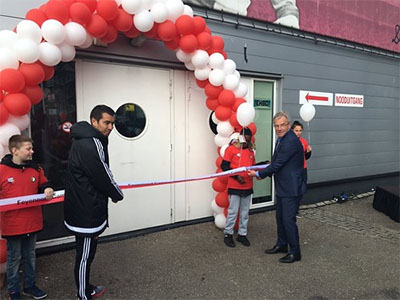 Opening Feyenoord Campus