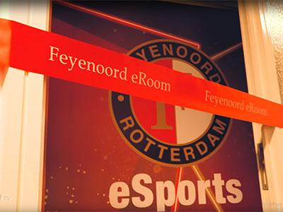 Opening Feyenoord eRoom